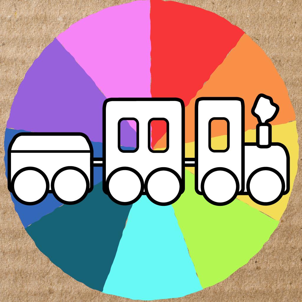 Scribbaloo Train